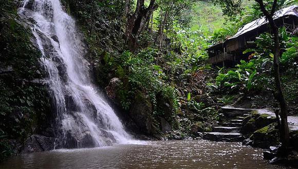 Colombia: Turista falleció al caer por cascada cuando se tomaba un selfie