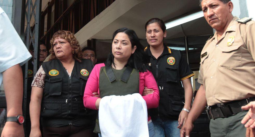 Caso Orellana: sentencian a 19 implicados a penas de entre 3 y 10 años de cárcel. Foto: Andina