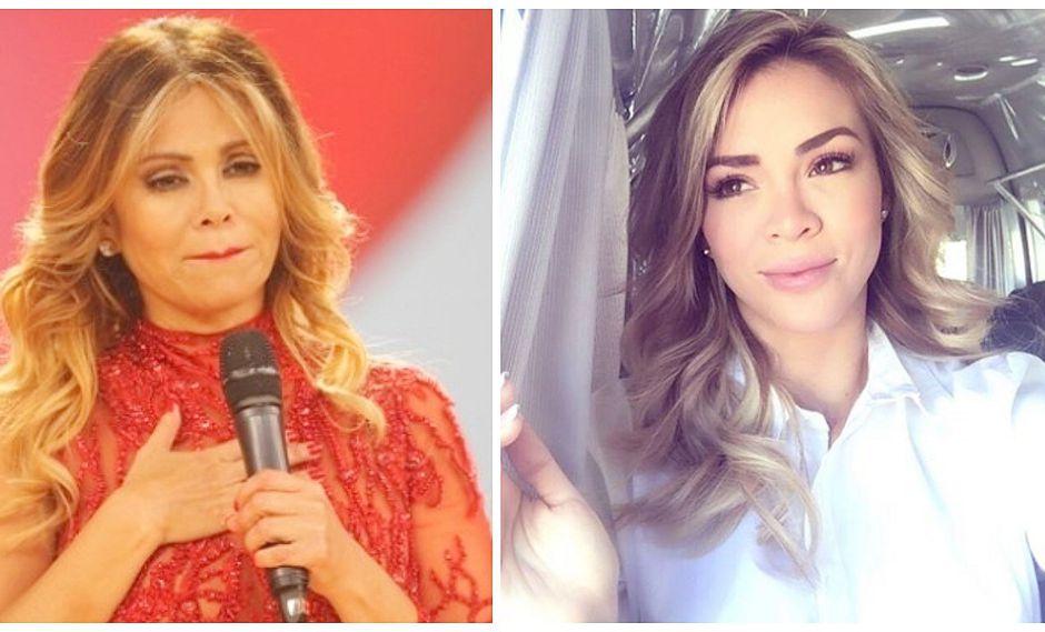 Gisela Valcárcel envía mensaje de aliento a Sheyla Rojas tras cancelación de su boda (FOTOS)