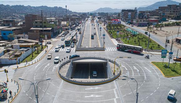 La Municipalidad de Lima detalló que el proyecto demandó una inversión de más de S/338 millones. (Foto: MML)