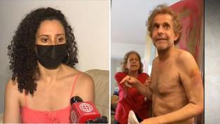"Danna Ben Haim advierte que Jaime Cillóniz es ""un peligro"""