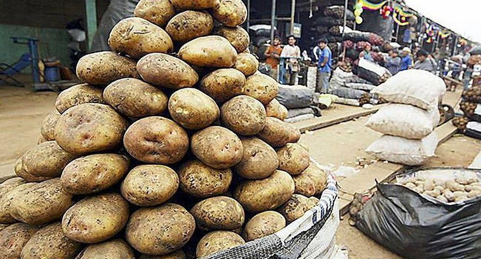 ASOCOMAT ofrece kilo de papa a 50 céntimos