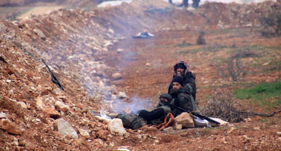 ONU iniciará negociaciones de paz en Siria el 25 de enero