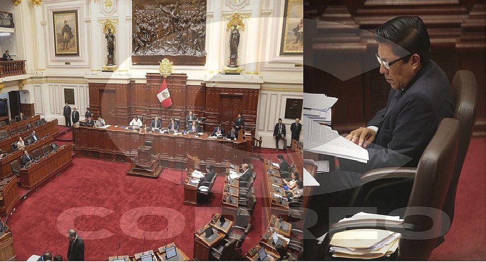 Congresistas debatieron sobre interpelación a ministro Vicente Zeballos (VIDEO y FOTOS)