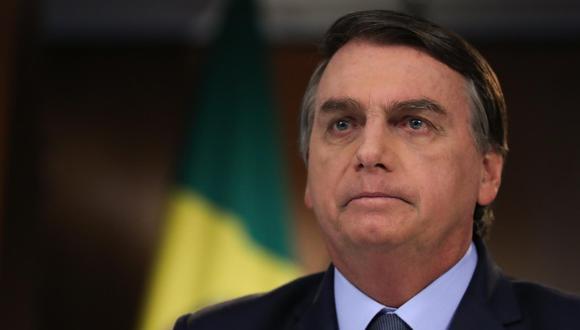"""Bolsonaro afirma que vacuna contra el coronavirus """"no será obligatoria"""" en Brasil. (Foto: EFE)"""