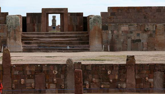 Bolivia: La cultura Tiahuanaco habría abarcado territorio en 4 países