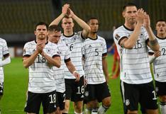 Alemania ya inscribió su nombre en el Mundial de Qatar 2022 (VIDEO)