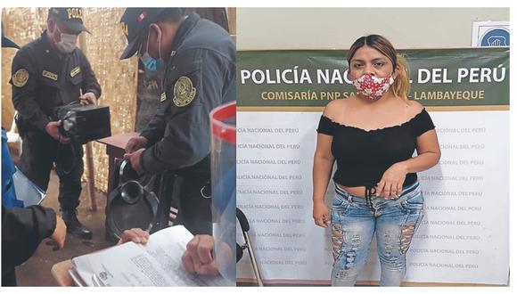 """Encuentran a cinco venezolanas que presuntamente ofrecían servicios sexuales """"por necesidades económicas""""."""