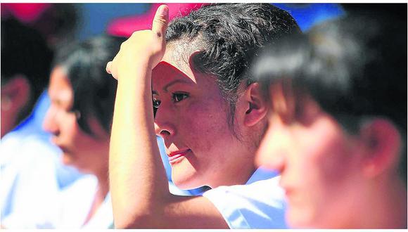 Índice de radiación UV será extrema en la región Junín