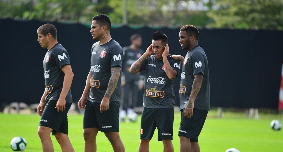Selección Peruana: Los penales y tiros libres que ensayó la 'bicolor' (VIDEO)