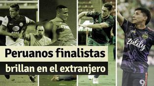 Peruanos finalistas: Ruidíaz y Ormeño se enfrentarán en la final de la Leagues Cup