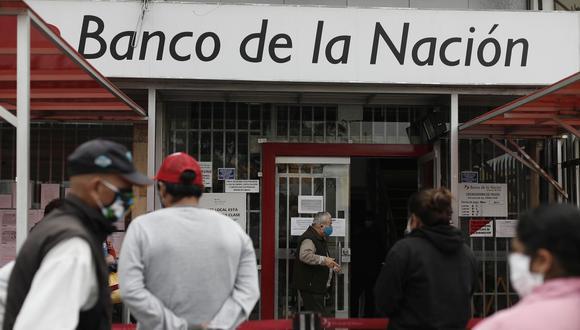 Desde el 10 de octubre se podrá cobrar el Segundo Bono Familiar Universal en Perú. (Foto: Cesar Campos / GEC)