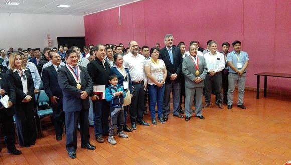 Alcaldes electos participaron de taller de inducción en educación y reconstrucción