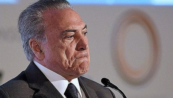 Brasil: Fiscalía denuncia al presidente Temer por corrupción ante la Corte Suprema