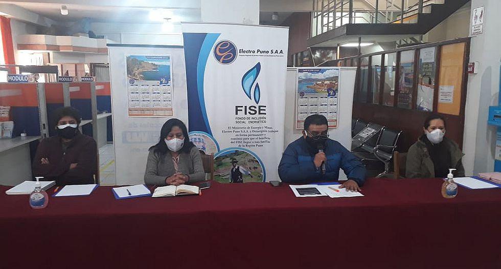 Dos trabajadores nombrados asumen gerencias en Electro Puno