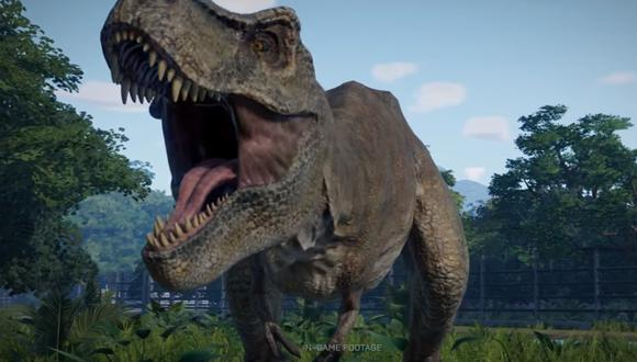 Imagen referencial de tiranosaurio rex. (Foto: GamersPrey)