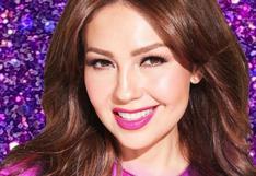 """Thalía emocionada tras ser elegida presentadora del especial """"Latin Grammy Celebra Ellas y su Música"""""""