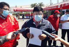 Vacancia del alcalde Medina quedó al voto