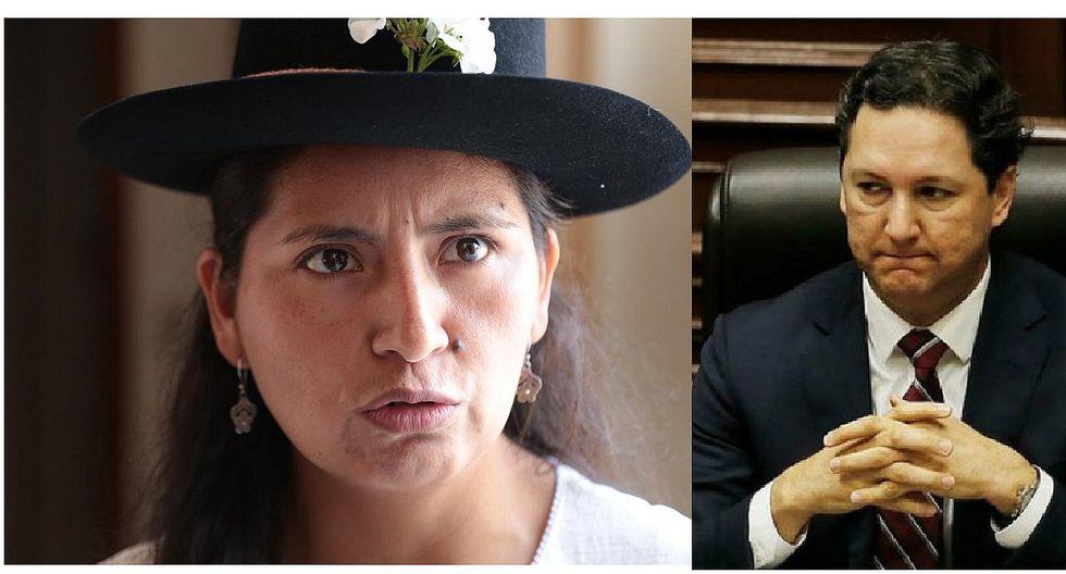Comisión de Mujer: Denuncia contra Salaverry tiene que verse rápido como el de Paloma Noceda
