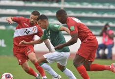 Bolivia 1-0 Perú: resumen y gol del partido por Eliminatorias Qatar 2022