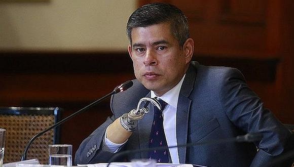 Luis Galarreta admite que se reunió con Salvador del Solar antes de votación de adelanto de elecciones