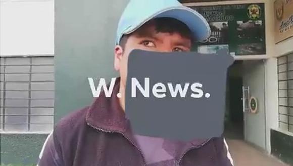 Desfiguran el rostro a un joven con un pico de botella (VIDEO)