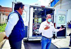 Ambulancias del GRA aún no tienen ventiladores