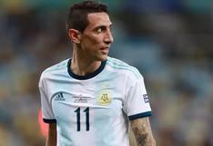 """Ángel Di María destacó que Perú """"tiene jugadores muy buenos adelante"""""""
