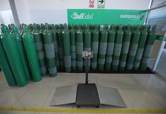 Surquillo: Planta de oxígeno ofrecerá recarga gratuita y entrega de balones en domicilios