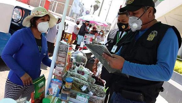 150 comerciantes participarán en feria biosegura en el campo ferial