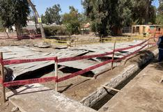 Pondrán en valor tumbas halladas en el parque Selva Alegre de Arequipa