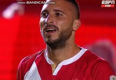 El gol de Emanuel Herrera para la victoria 2-0 de Argentinos Juniors vs. Nacional por Libertadores (VIDEO)
