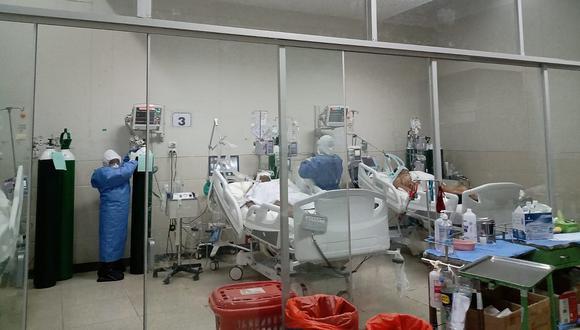 Se trata de un hospital que empezó a funcionar desde los últimos meses del año pasado luego que el gobierno firmara un convenio con el Seguro Social de Salud (EsSalud) (Foto referencial)