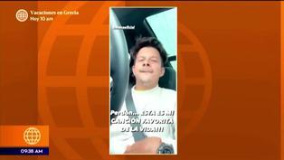 Mario Hart y Korina Rivadeneira terminan sus cortas vacaciones en Colán