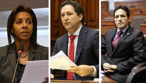 Vicepresidentes del Congreso retiran apoyo a convocatoria de Daniel Salaverry