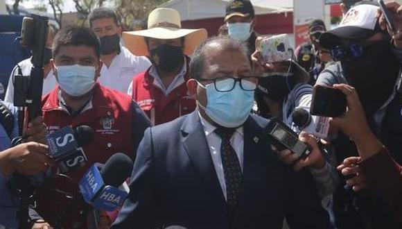 Burgomaestre pide  que el Jurado Nacional de Elecciones acelere los procedimientos de apelación pendientes. (Foto: Eduardo Flores)