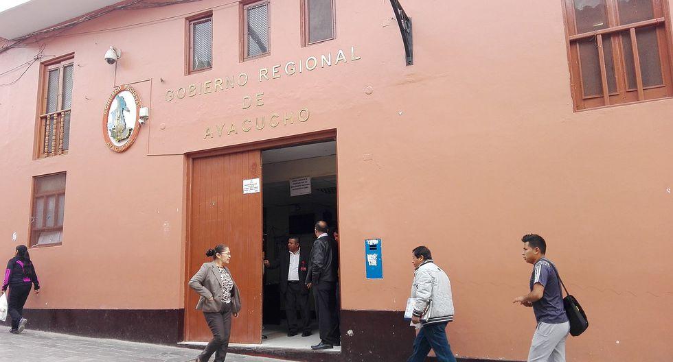 Millonarias pérdidas en la región Ayacucho