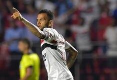 Torrent quiere a Dani Alves como su primera contratación en Flamengo
