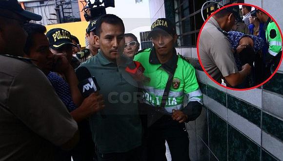 Comas: capturan a tres policías acusados de ser extorsionadores (FOTOS y VIDEO)
