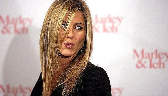 Jennifer Aniston sorprende con foto sin maquillaje