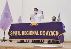 Médicos dan ultimátum a gobernador de Ayacucho y amenazan con suspender atención en consultorios