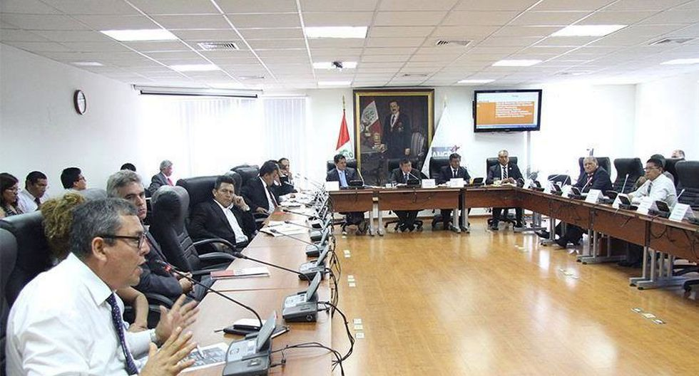 Asamblea Nacional de Gobiernos Regionales ya tiene nuevo presidente