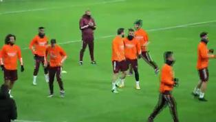 Real Madrid se alista para enfrentar al Shajtar Donetsk por la Champions League