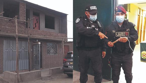 Banda de extorsionadores intentó dinamitar su casa y le dejaron una carta en la que le exigen el pago de S/ 10,000 para no matarla.