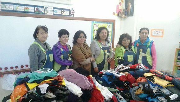 Entregarán ropa de abrigo a habitantes de Huaytire, Vizcachas y Japopunco