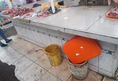 Ica: Nueve puestos del mercado Arenales fueron sancionados por atender en condiciones antihigiénicas