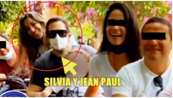 Silvia Cornejo habría perdonado a Jean Paul Gabuteau y estarían viviendo juntos. (Foto: ATV)