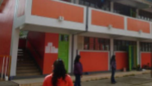 Hoy entregarían obras de Colegio Mayor de Huancavelica