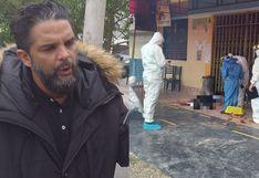 Luis Miguel Llanos abate a presunto delincuente que quiso asaltarlo con un revólver