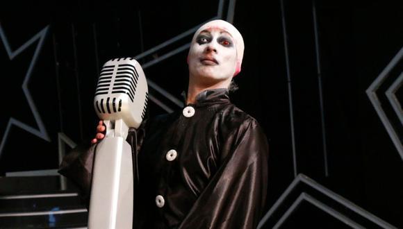 Mike Bravo, el imitador de Marilyn Manson, se enfrentó al imitador de José José en la etapa final del reality de imitación.